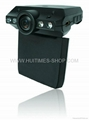 Newly launched HD 720P Portable Car DVR With IR Day And Night Vision