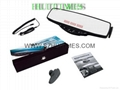 VTB-88B Bluetooth Rear-view Mirror Hands Free Car Kit +Car mp3