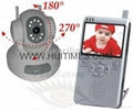 2.4g wireless cctv camera , baby monitor, security camera, spy mini camera