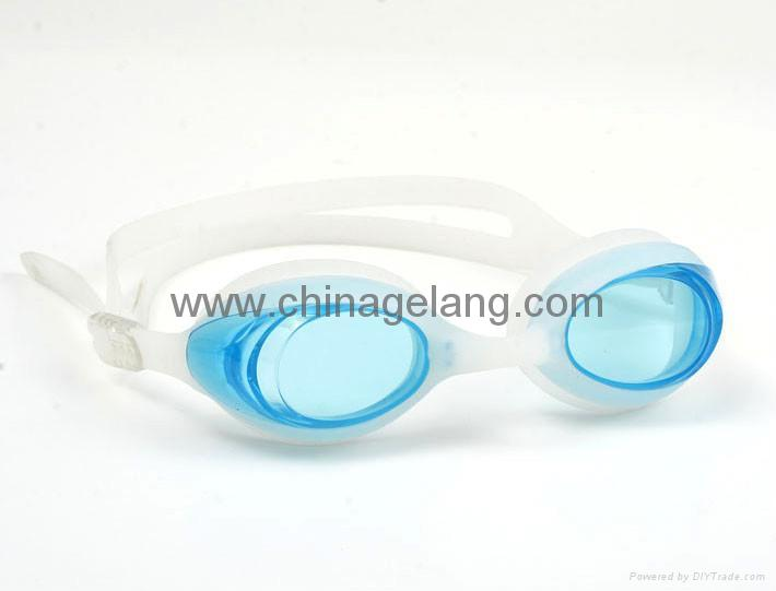 6aea58bfd40 Adult Anti-Fog Silicone Swimming Goggles - G-299 - GELANG (China ...