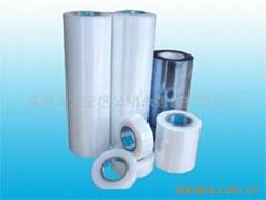 不塗膠的PE保護膜  PE靜電膜   拉伸膜