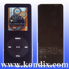 New MP4 Player  KF-218F