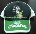 Baseball Cap with Transfer Printing