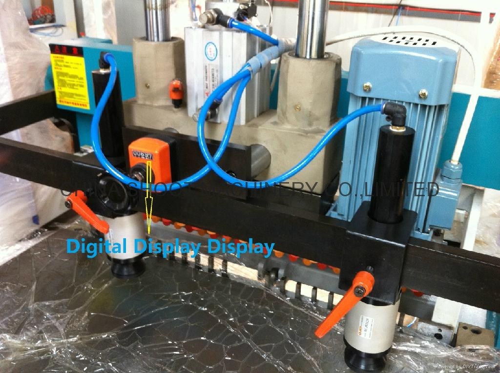 Heavy Duty Single Row Multi-Boring Machine,SH-7121N 2
