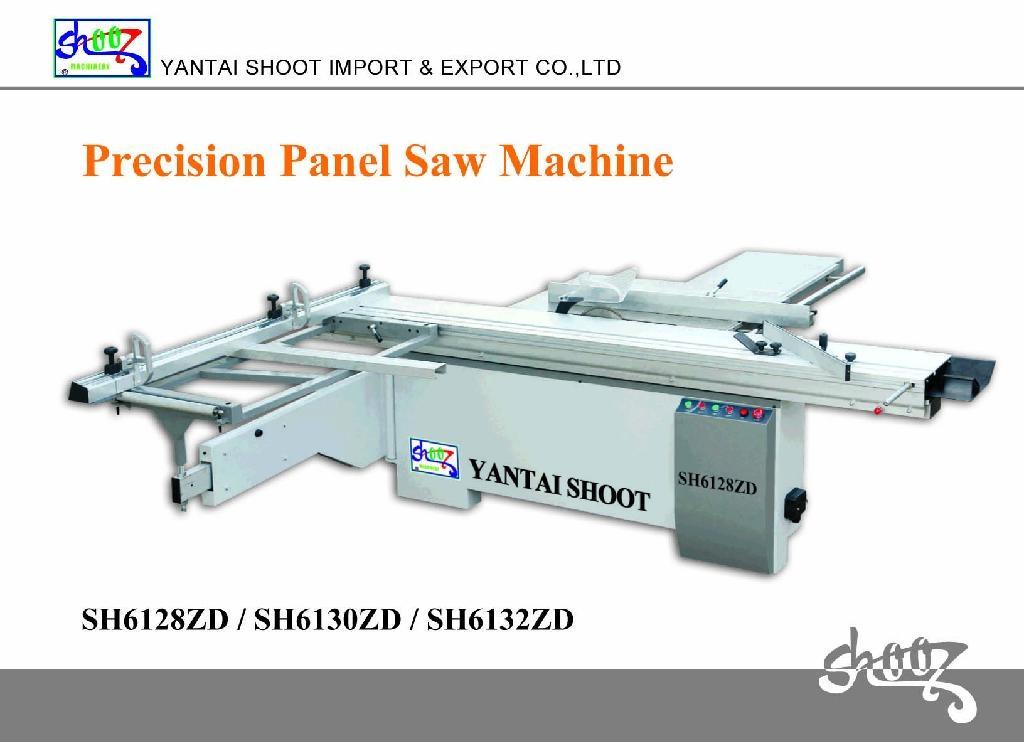 Wood Cutting Panel Saw Machine,SH6128ZD,SH6130ZD,SH6132ZD ...