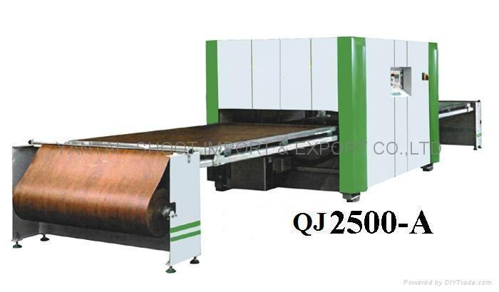 Vacuum Laminating Machine,QJ2500-A