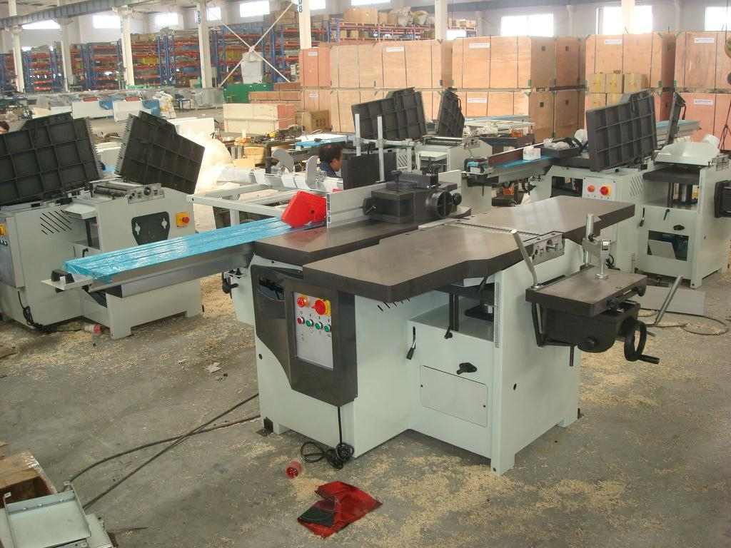 Original MX5117TM With Sliding Table Copy Moulder Process Solid
