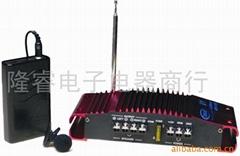 供应便携式无线扩音系统
