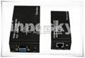 300米VGA音視頻雙絞線延長