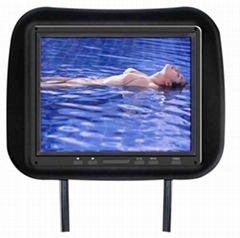 11'' Headrest Car TV/Monitor with Pillow(HD-1180)