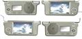 9''Sun Visor car TFT LCD Monitor with