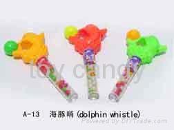 Dolphin whistle 1