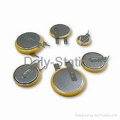 Lithium Button Cells