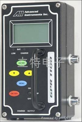 ADV便攜式氧氣分析儀 1