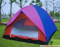 PVC 帳篷夾網