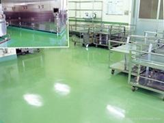 乙烯基酯重防腐地板