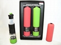 colourfull electric peppermill