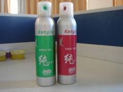 Aerosol Perfume