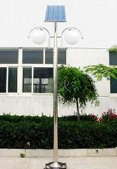 供應太陽能不鏽鋼庭院燈