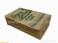 kraft paper plastic laminated bag 2
