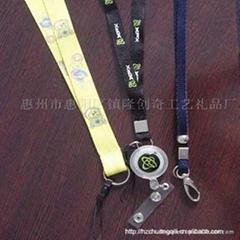 手機繩、工作弔繩、廠牌、弔帶、滴膠手機擦等