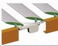 长沙电动百叶窗帘(翻板)创远智能遮阳系统
