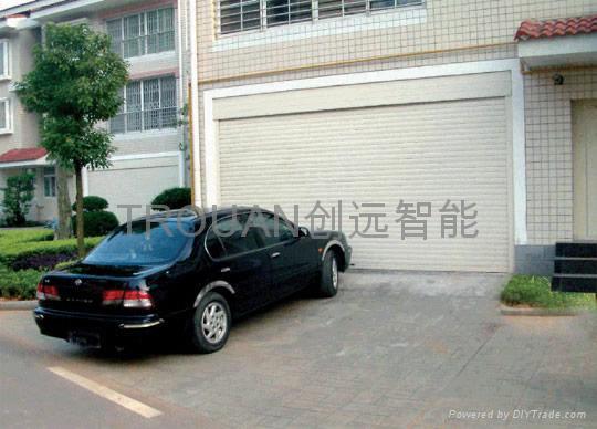 电动遥控车库门系统产品 1