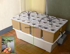 8pcs Auto Half Square Meter Controller Aeroponic Grow System