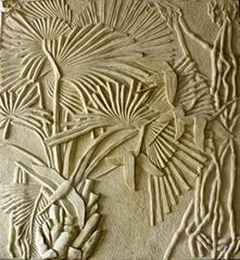 砂岩浮雕板