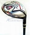 日本正品Teardrop男士高爾夫球桿 3