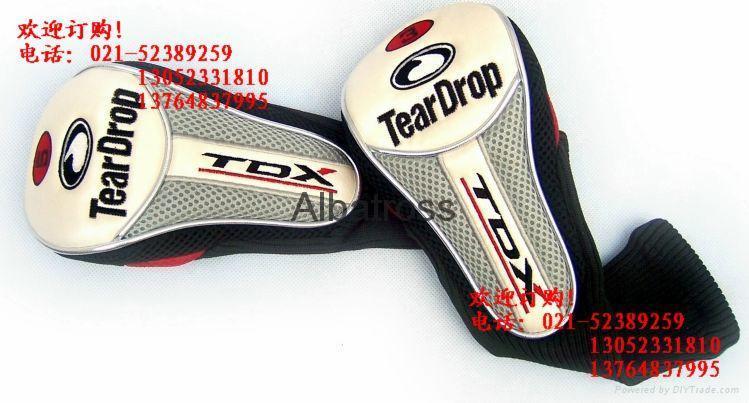 日本正品Teardrop男士高爾夫球桿 4