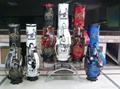 限量版琉球高爾夫球包