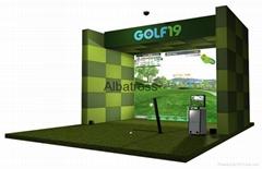 高爾夫模擬器