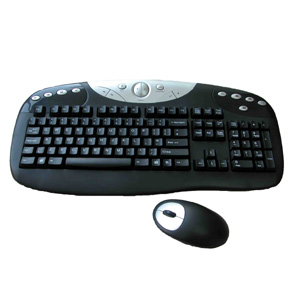 how to install a logitech wireless mouse xp