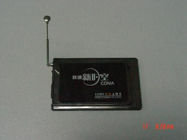 無線上網卡 1