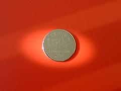 CR2016钮扣型锂电池
