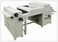 UV Liquid laminator/UV Coating Machine-----ideal replacement to film laminating