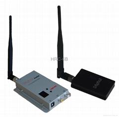 1.2G 1500mW Wireless FPV transmitter