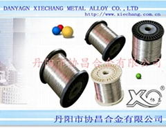 electric resistance wire and ribbons