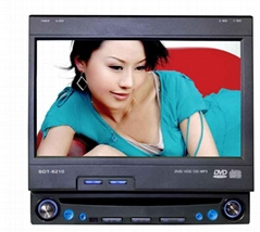 "All-in-One 7"" Touch Panel with GPS"