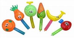 蔬菜、水果充氣玩具