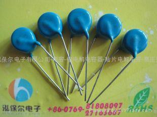 供应超高压瓷介电容 2