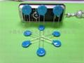ROHS环保Y1/Y2安规电容