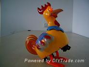 电动玩具-公鸡