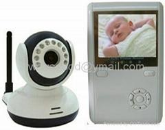 2.4G digital baby monitor