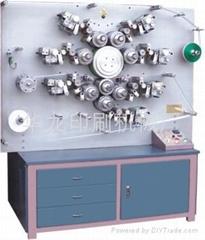 轮转式标签印刷机