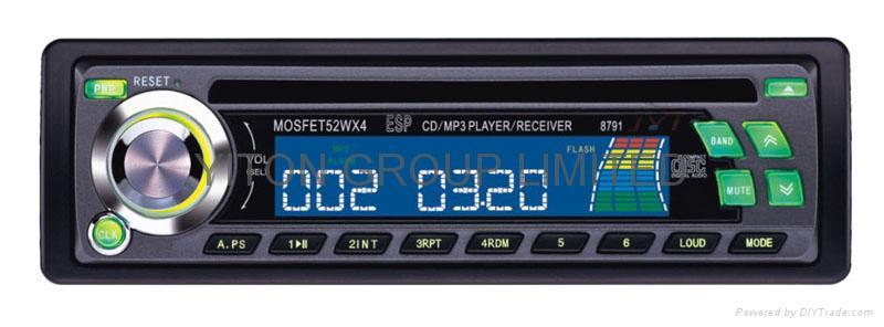 CAR CD/AM/FM PLAYER 1