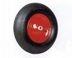 手推车轮胎