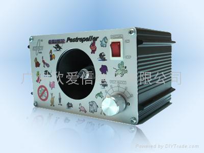 台湾原装超声波驱鼠器,获多项  2008发明科技大奖! 1