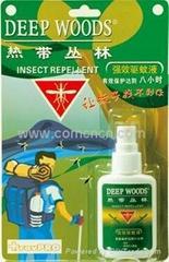 热带丛林驱蚊液